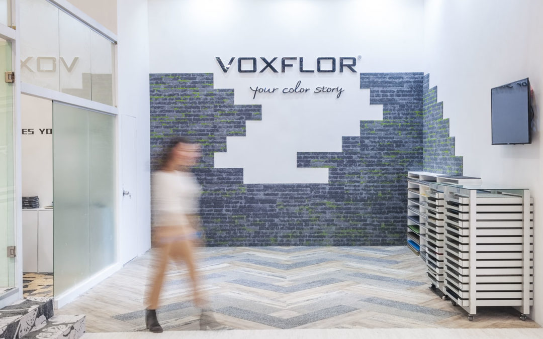 Voxflor at China Floor 2019